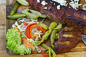 Meat Royalty Free Stock Photos - Image: 9341168