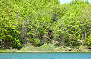 Lake Stock Images - Image: 9341764