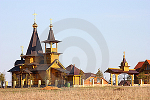 Christian Orthodox Temple Royalty Free Stock Photography - Image: 9342827