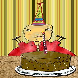 It's My Birthday! Stock Photography - Image: 9345742