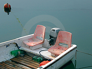 River, Beacon And Boat Royalty Free Stock Images - Image: 9347679
