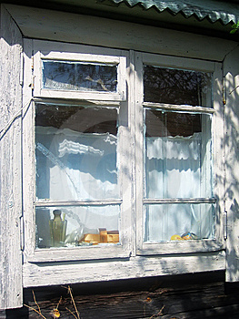 Old Wooden Barn Window Royalty Free Stock Photos - Image: 9348578