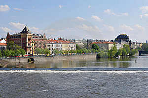 Prague-capital City Of Czech Republic Stock Images - Image: 9349894