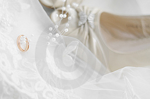 Wedding Rings Royalty Free Stock Photo - Image: 9351385