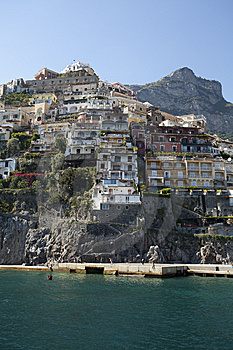 Positano, Italy Royalty Free Stock Photos - Image: 9354938