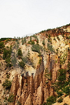 Devil's Town - One Of Seven World Wonders Stock Photos - Image: 9361213