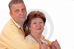 Attractive Married Couple Stock Photo - Image: 9361350
