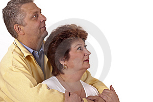 Attractive Married Couple Stock Photo - Image: 9361360