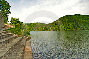 Boat Ramp To The Lake Stock Images - Image: 9361364