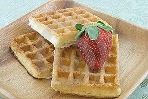 Waffles Royalty Free Stock Image - Image: 9371116