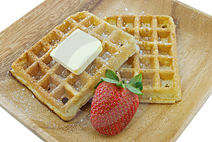 Waffles Stock Photos - Image: 9371143