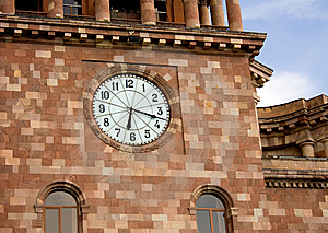 Clock Stock Images - Image: 9371494