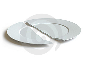 Tableware Collection - Push Here Stock Photos - Image: 9371843