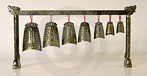 Chinese Bell Stock Photos - Image: 9372863