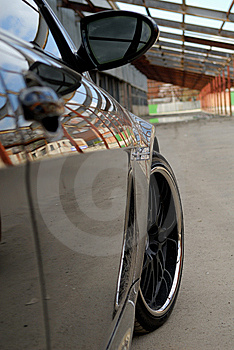 Car Fragment Stock Images - Image: 9375684
