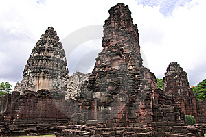 Ancient City In Thailand Stock Image - Image: 9378591