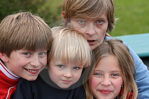 Nothing Better Than Family Stock Photography - Image: 9383372