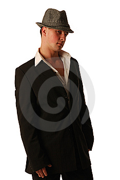 Young Man Royalty Free Stock Photo - Image: 9389025