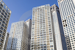 Modern Buildings Royalty Free Stock Photo - Image: 9393105
