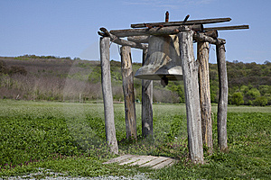 Big Bell Royalty Free Stock Photography - Image: 9394607