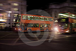 Double Decker Royalty Free Stock Photo - Image: 9394795