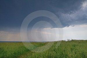 Thunderstorm Stock Photo - Image: 9395060