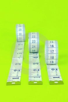 Tape Measure Stock Image - Image: 9398641