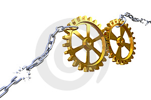 Powerful Connection Concept Stock Photography - Image: 9399512