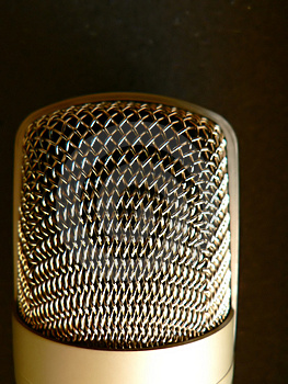 Microphone Free Stock Photography