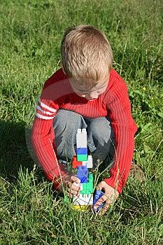 Kinderspiel Stockbilder - Bild: 945954