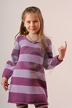 Adorable Girl Stock Image - Image: 9402611