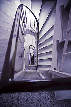 Stairs Royalty Free Stock Photography - Image: 9403537