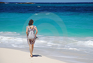 Paradise Island Beach Royalty Free Stock Photo - Image: 9407765