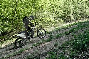 Enduro Rider Stock Images - Image: 9413524