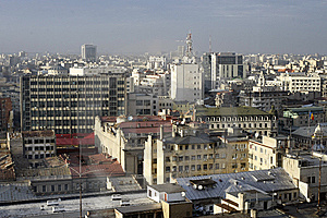 Bucharest Buildings Royalty Free Stock Image - Image: 9413986