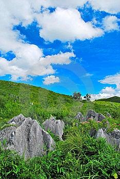 Karst Plateau Royalty Free Stock Photography - Image: 9415867
