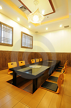 Japanese Restaurant Stock Photos - Image: 9417553