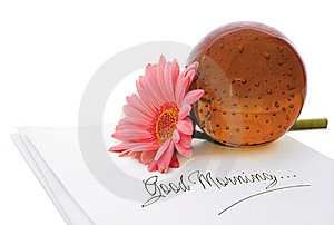 Good Morning... Stock Photography - Image: 9422532