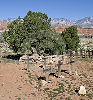 Unknown Graves Royalty Free Stock Photography - Image: 9425047