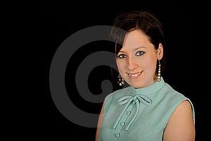 Portrait Of Teenage Girl Stock Photography - Image: 9426422