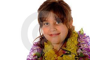 Wanna' Be Hawaiian Stock Photos - Image: 9433343