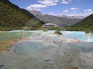 Glamourous Pool Royalty Free Stock Image - Image: 9438986