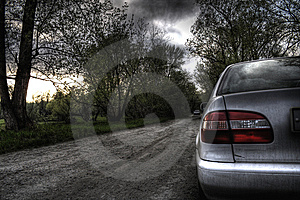 Travel On The Car Royalty Free Stock Photos - Image: 9444108