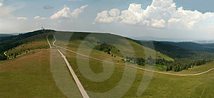 Feldberg, Schwarzwald Royalty Free Stock Photography - Image: 9446947