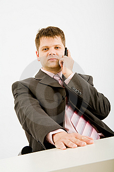 Business Man Suite And Bag Royalty Free Stock Photos - Image: 9451878