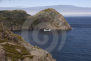 Iceberg Near The Shores Stock Photography - Image: 9451952