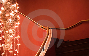 Interior Stair Design Stock Photography - Image: 9453742