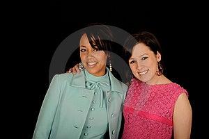 Beautiful Women Royalty Free Stock Photography - Image: 9455707