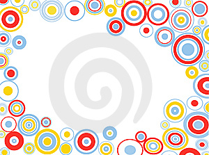 Circles Royalty Free Stock Photos - Image: 9456178
