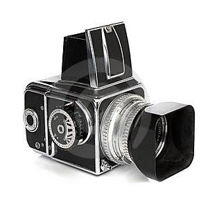 Medium Format Camera Stock Images - Image: 9459664